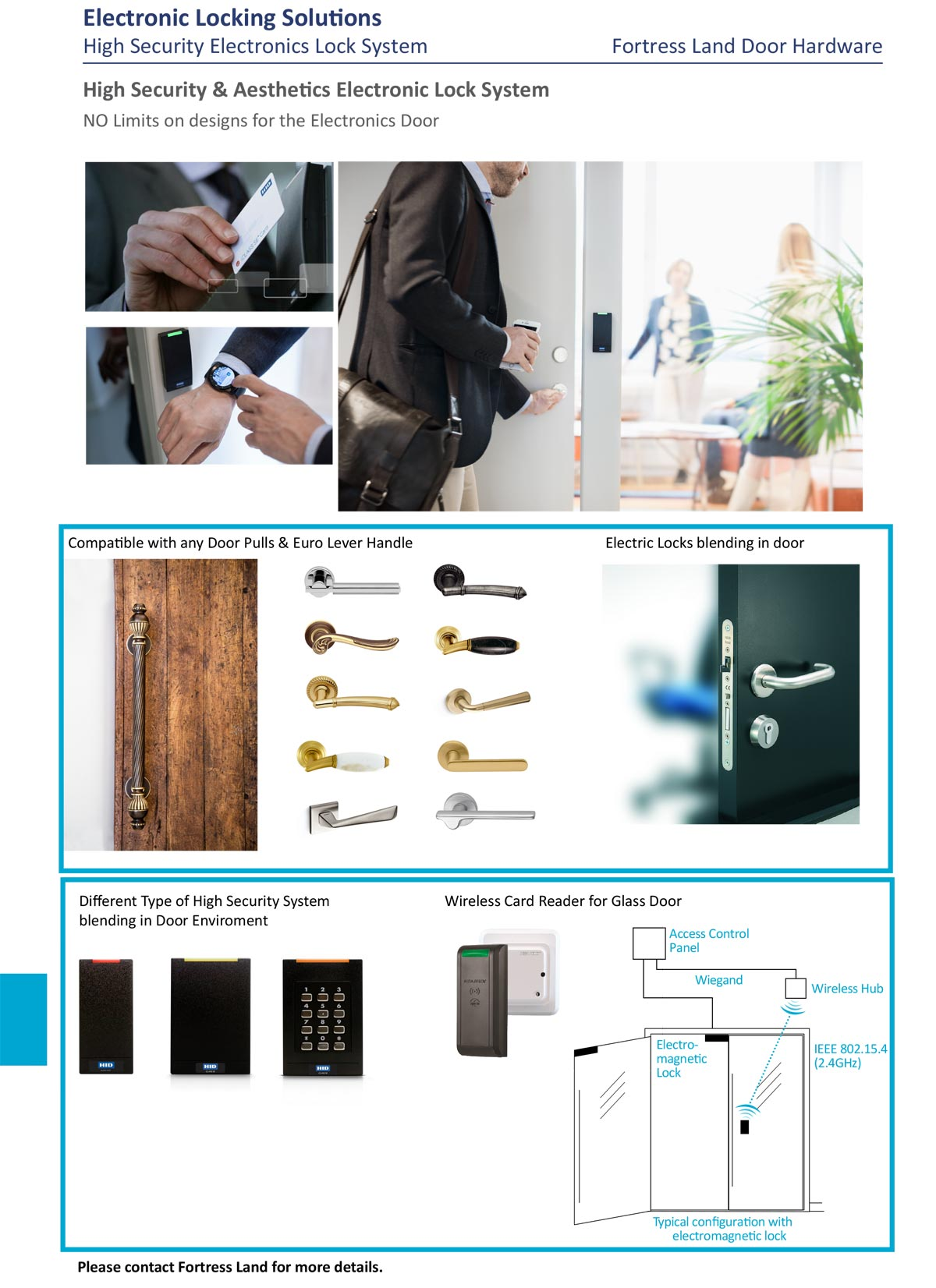 high security door access control system, high secuirty door system, mobile access door, motor lock, assa abloy electric lock, Fortress Land Security Company Yangon, Myanmar