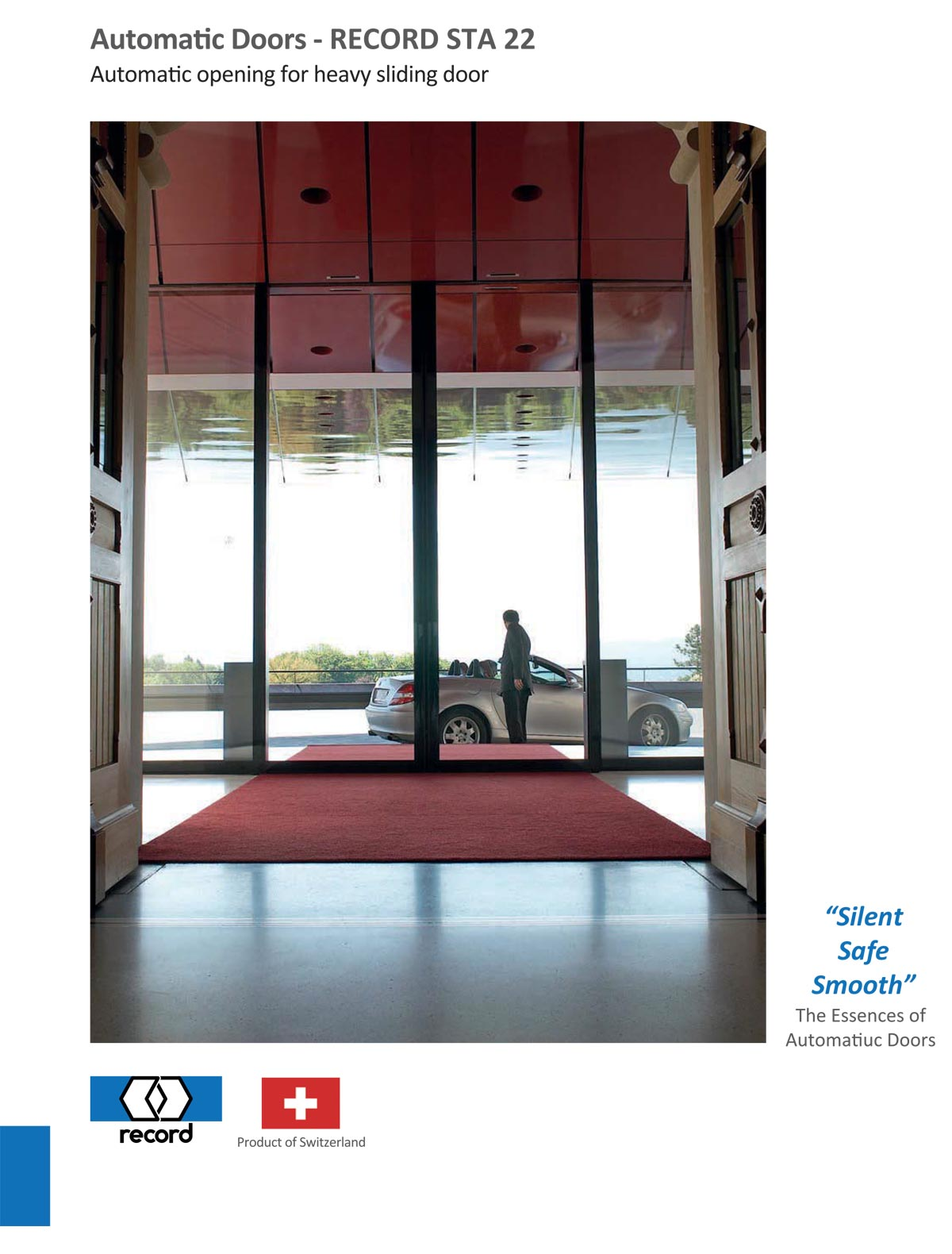 automatic sliding door, automatic sensor door, sensor sliding door, safety door, heavy duty sliding door, telescopic sliding door, revolving door, safety sensor door, supermarket door, automatic folding door, automatic swing door, Fortress Land Security Company Yangon, Myanmar