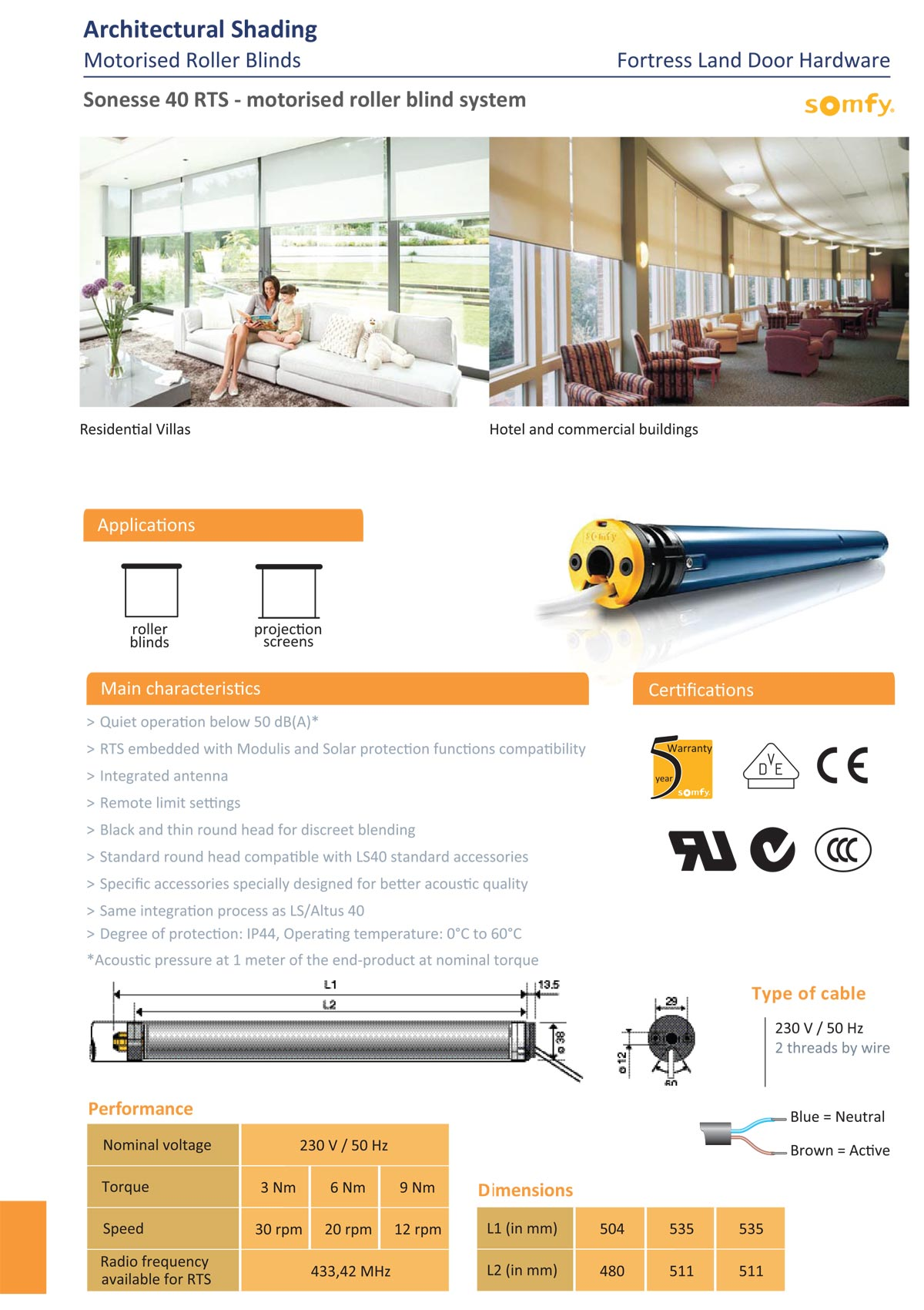 somfy motor, roller blind motor, automatic curtain, porinted roller blind, sunscreen blind motor, remote roller blind, black out roller blind, automatic roller blind, solar control, sun control, windor cover, Fortress Land Security Company Yangon, Myanmar