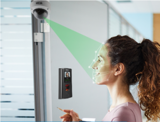 FR Face Recognition Door Access and Time and Attendance